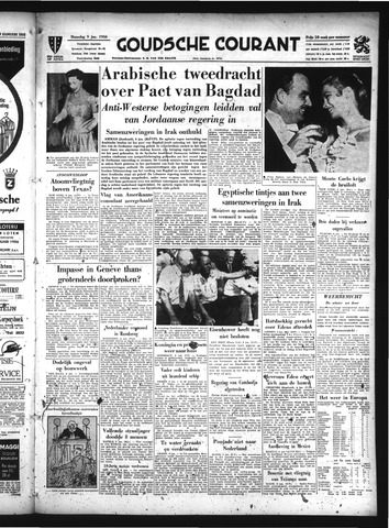 Goudsche Courant 1956-01-09