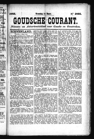 Goudsche Courant 1883-03-14