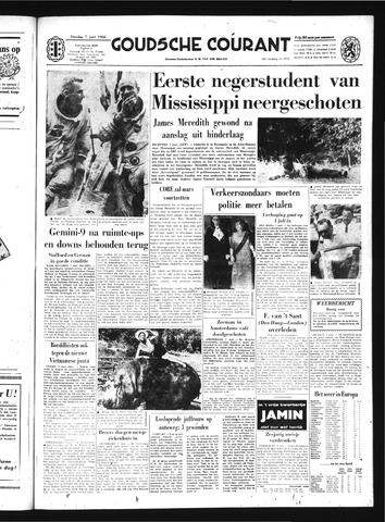 Goudsche Courant 1966-06-07