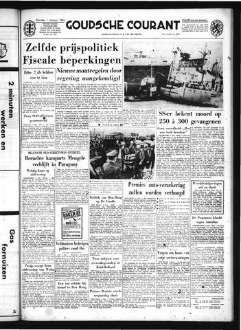 Goudsche Courant 1964-02-01