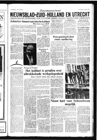 Schoonhovensche Courant 1966-10-19