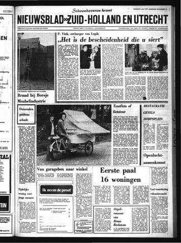 Schoonhovensche Courant 1977-07-04