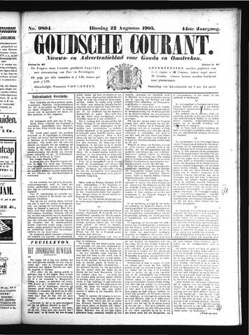 Goudsche Courant 1905-08-22