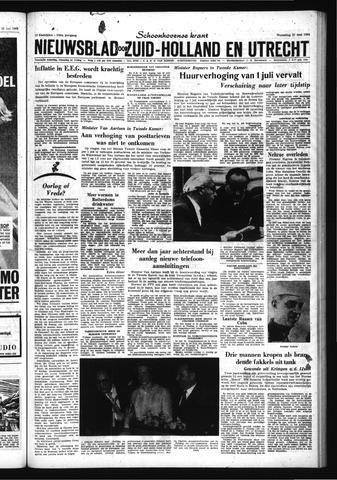 Schoonhovensche Courant 1964-05-27