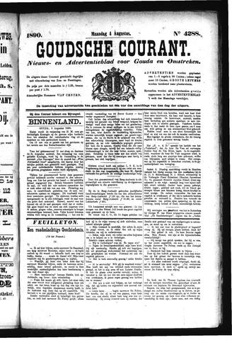 Goudsche Courant 1890-08-04