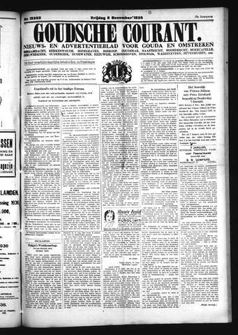 Goudsche Courant 1936-11-06