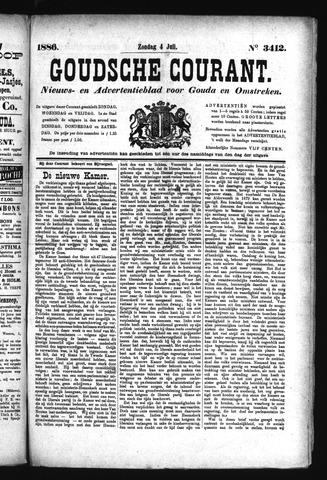 Goudsche Courant 1886-07-04