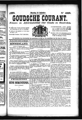 Goudsche Courant 1890-09-29