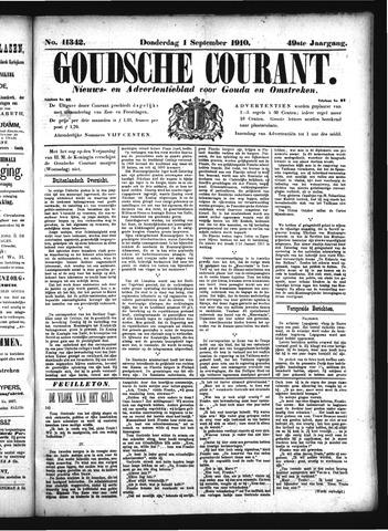 Goudsche Courant 1910-09-01