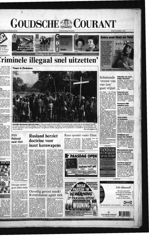 Goudsche Courant 2000-04-22