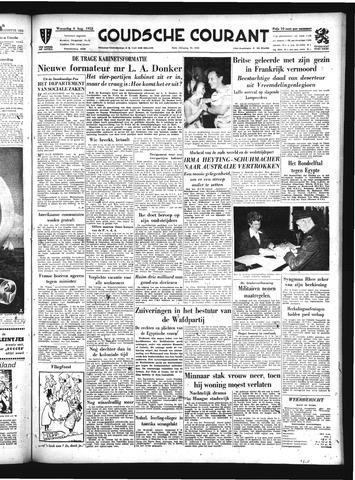 Goudsche Courant 1952-08-06