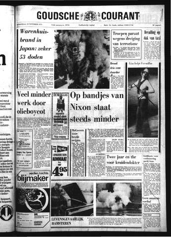Goudsche Courant 1973-11-29