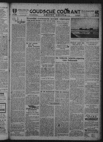 Goudsche Courant 1948-03-09