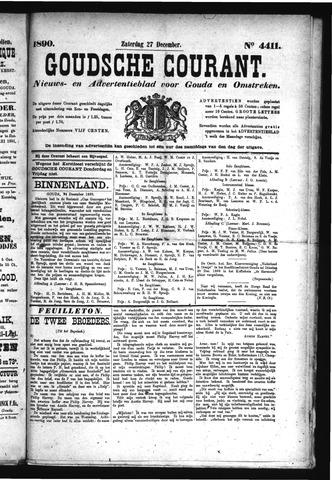 Goudsche Courant 1890-12-27