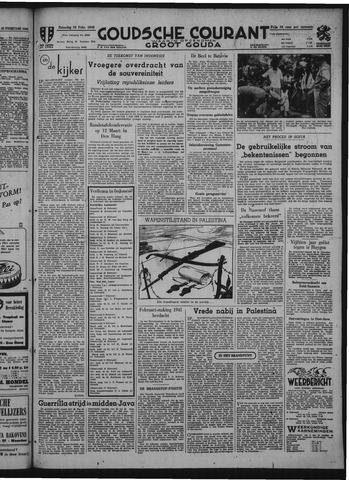Goudsche Courant 1949-02-26