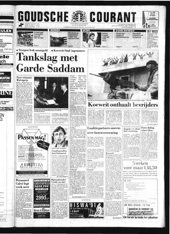 Goudsche Courant 1991-02-27
