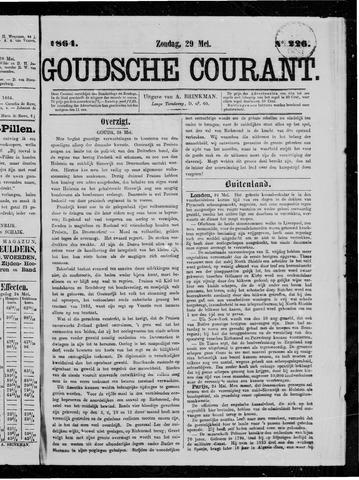Goudsche Courant 1864-05-29