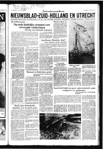 Schoonhovensche Courant 1966-10-17