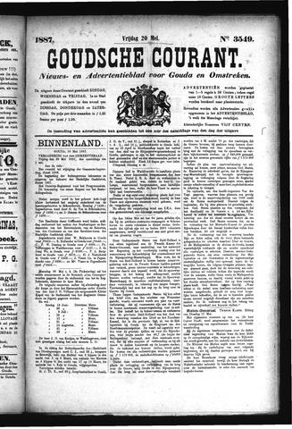 Goudsche Courant 1887-05-20