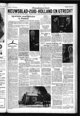 Schoonhovensche Courant 1962-03-07