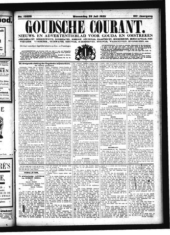 Goudsche Courant 1925-07-29