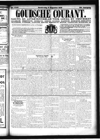Goudsche Courant 1929-08-08