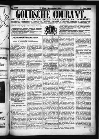 Goudsche Courant 1932-12-09