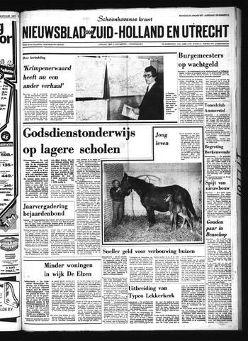 Schoonhovensche Courant 1977-01-24