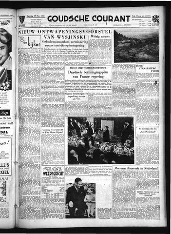 Goudsche Courant 1951-11-17