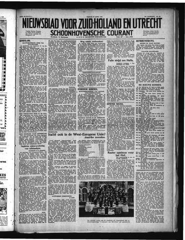 Schoonhovensche Courant 1948-04-23