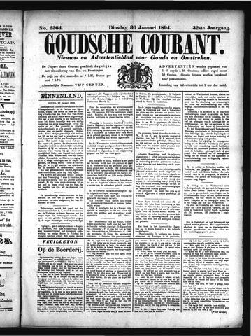 Goudsche Courant 1894-01-30
