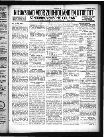 Schoonhovensche Courant 1947-05-09
