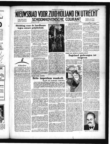 Schoonhovensche Courant 1951-10-10