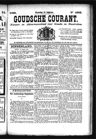 Goudsche Courant 1890-08-20