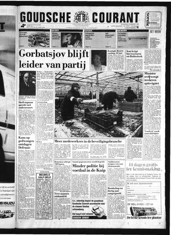 Goudsche Courant 1990-01-31