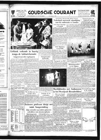 Goudsche Courant 1956-08-07