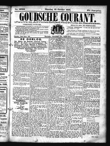Goudsche Courant 1918-10-15