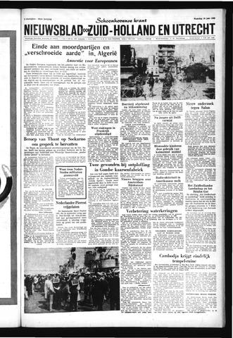 Schoonhovensche Courant 1962-06-18