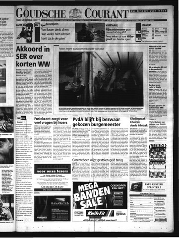 Goudsche Courant 2005-03-22