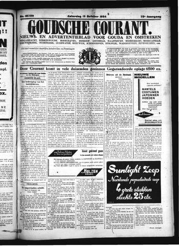 Goudsche Courant 1934-10-13