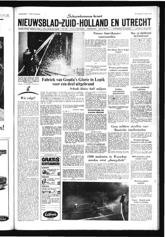 Schoonhovensche Courant 1968-04-14