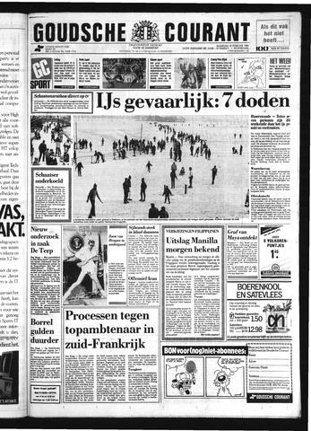 Goudsche Courant 1986-02-10