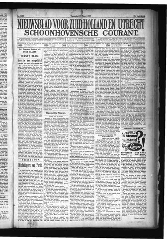 Schoonhovensche Courant 1929-03-27