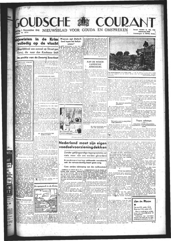 Goudsche Courant 1941-11-01