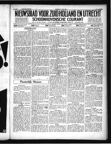 Schoonhovensche Courant 1935-06-17