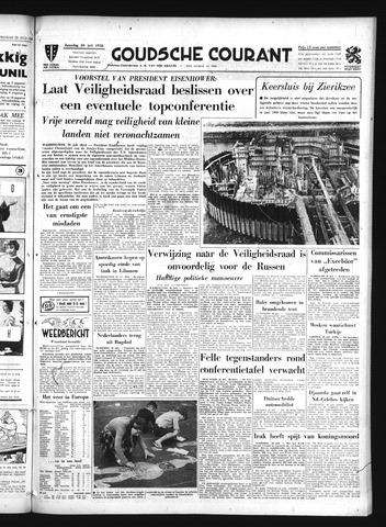 Goudsche Courant 1958-07-26