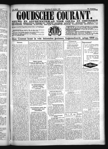 Goudsche Courant 1939-10-21