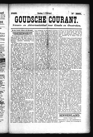 Goudsche Courant 1888-02-05