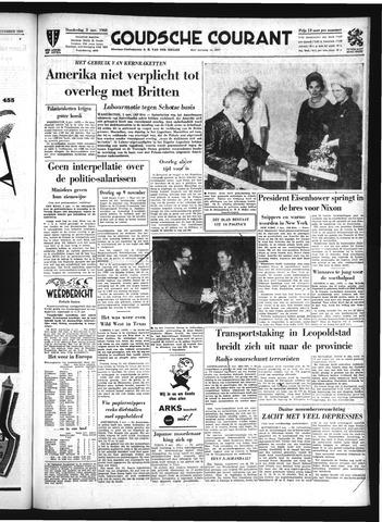 Goudsche Courant 1960-11-03