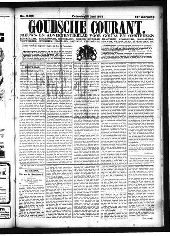 Goudsche Courant 1927-06-18